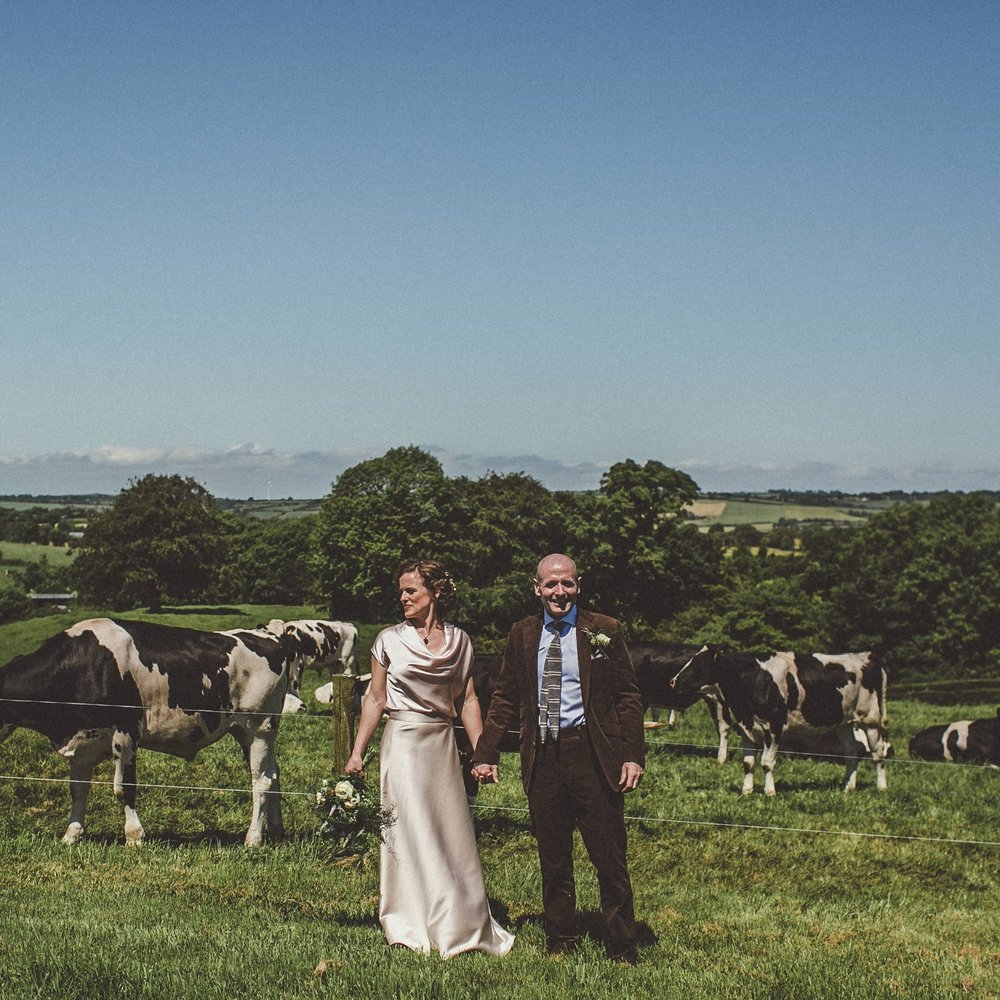 Eithne + Gerry // The Millhouse