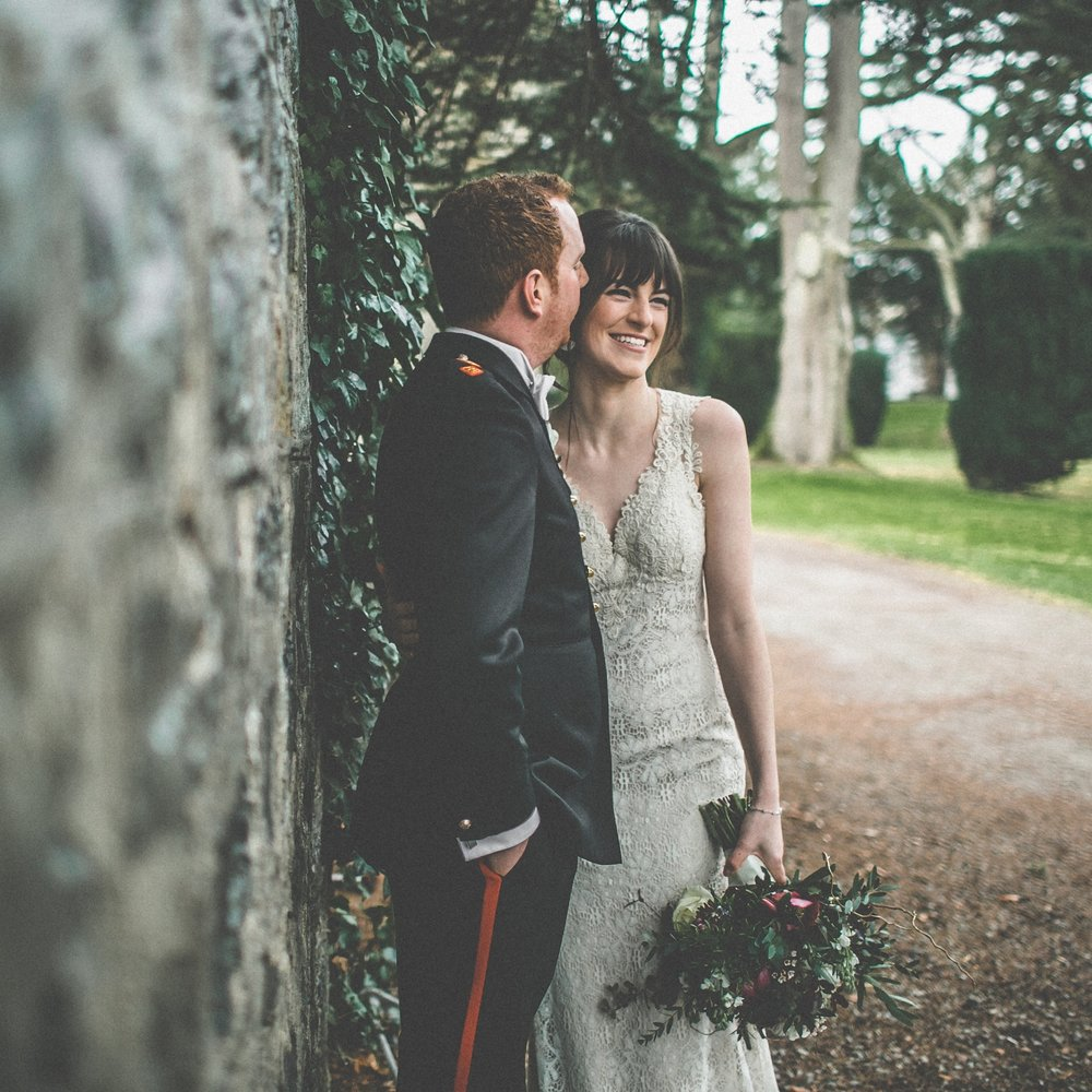 Meredith + Ross // Carton House