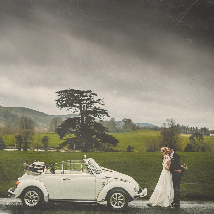 Louise + Richie // Kilshane House
