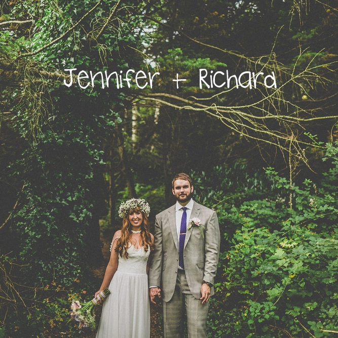 Jennifer + Richard { Glenview Hotel}