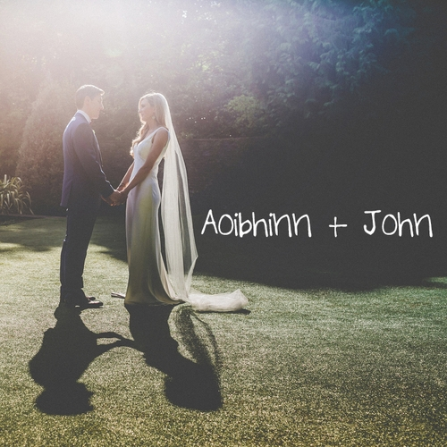Aoibhinn + John's Wedding at Sunny Trudder Lodge