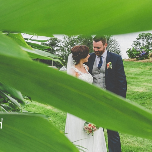 Katharine + Barry / Horetown House