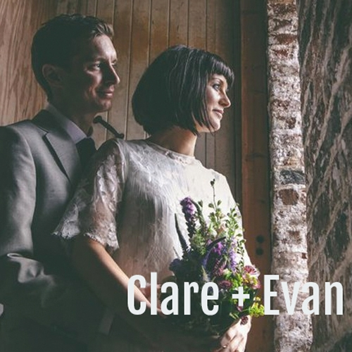 Clare + Evan {The Millhouse}