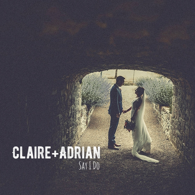 Claire + Adrian // Clonabreany House