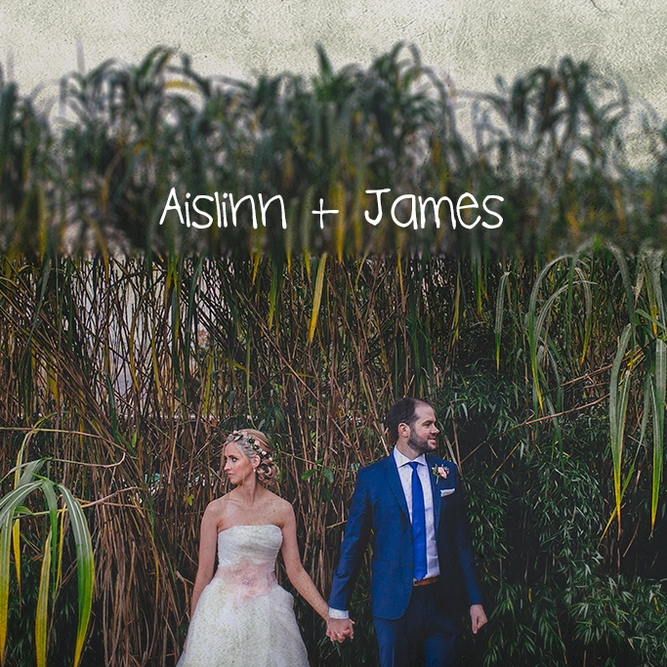 Aislinn + James {Ballybeg House}
