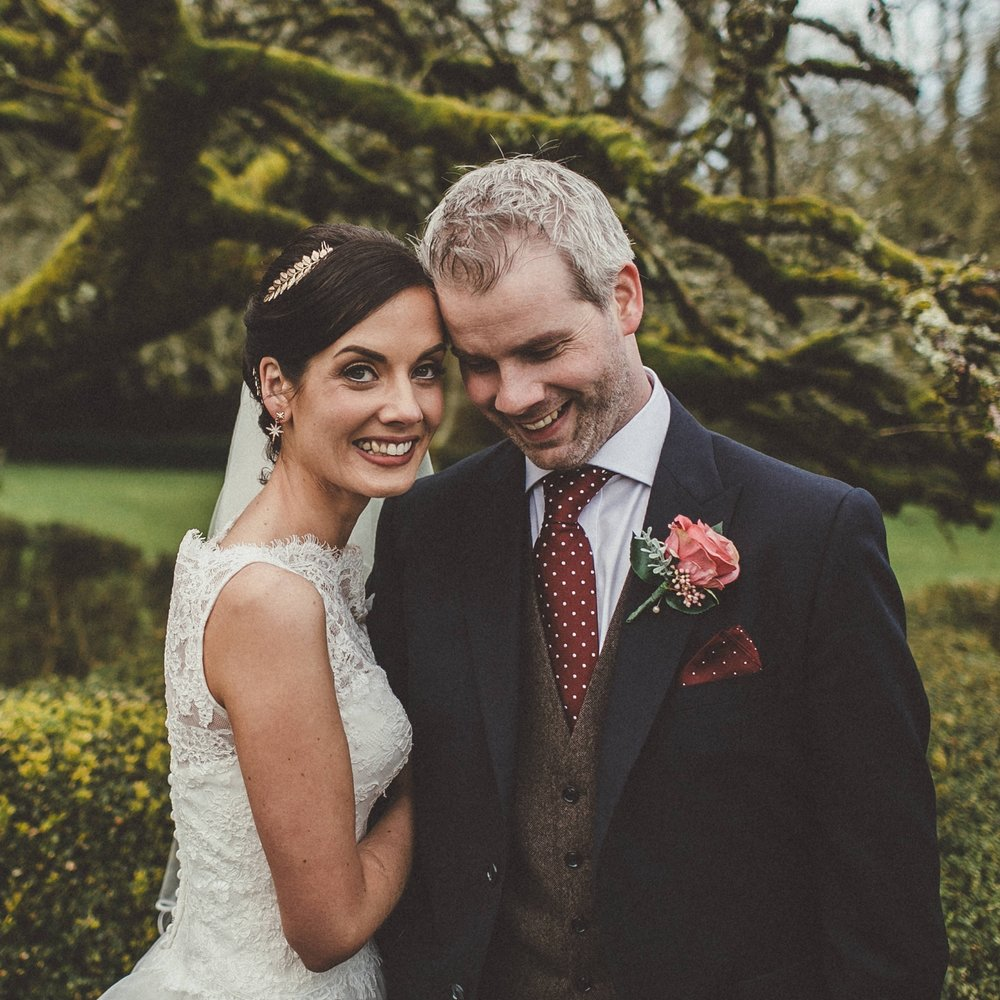 Trisia + Dessie // Rathsallagh House