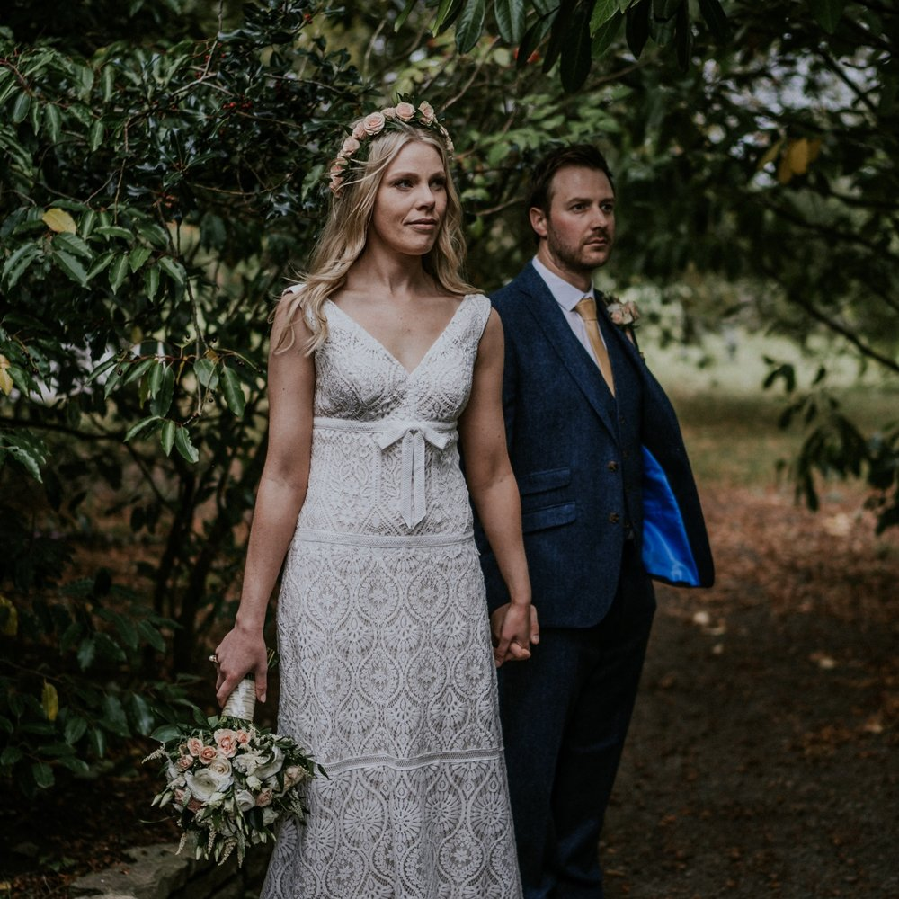 Helen + Nick // Ballymagarvey House