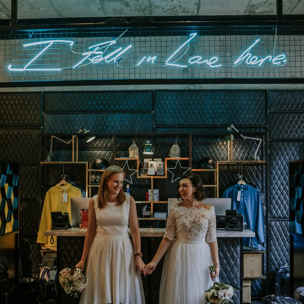 Leora + Ashley // The Dean Dublin