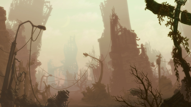 Cityscape by Leo Leus