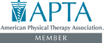 Both Caroline and Sandra are members of the APTA.