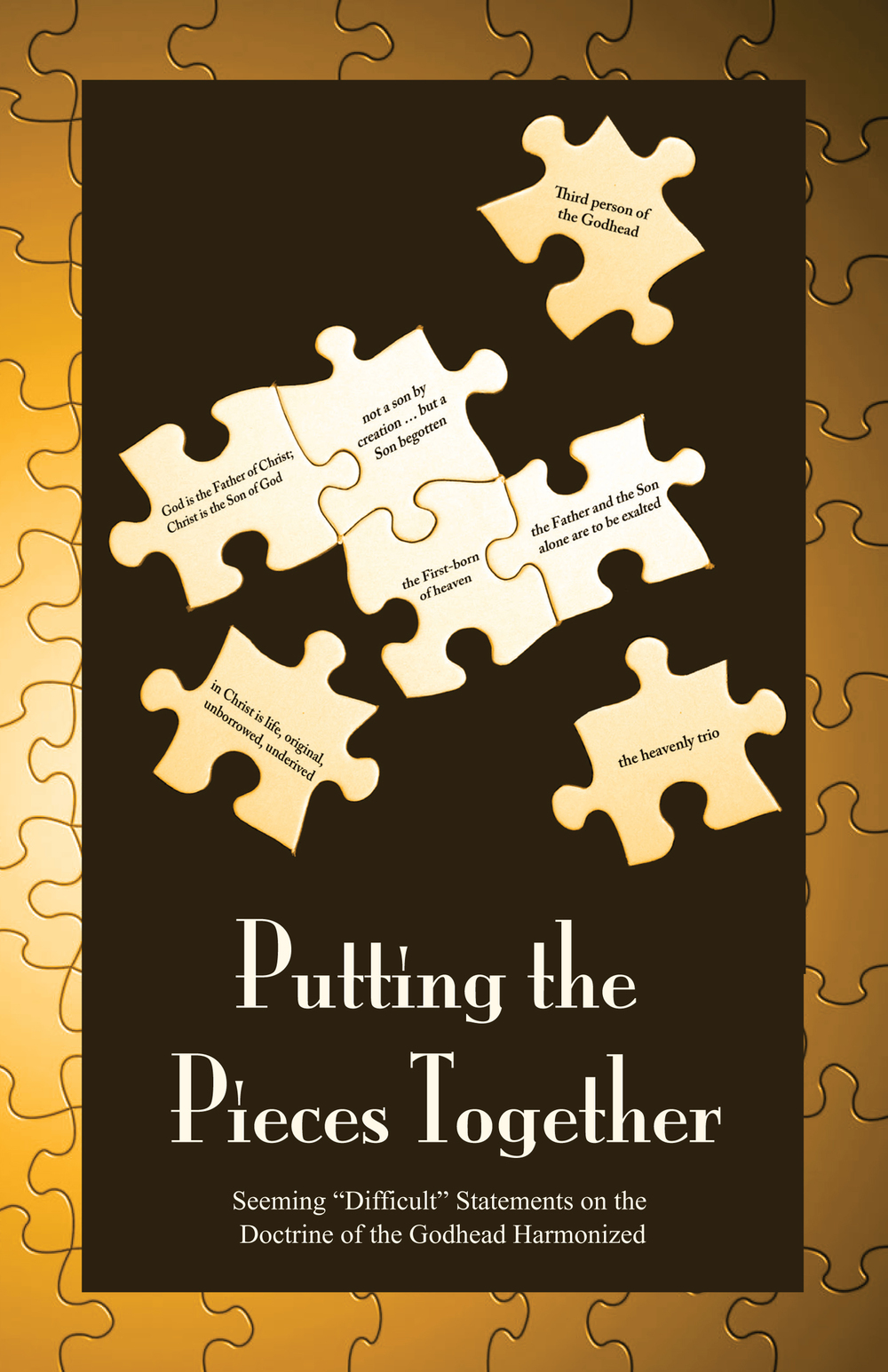 PUTTING THE PIECES TOGETHER  E-BOOK