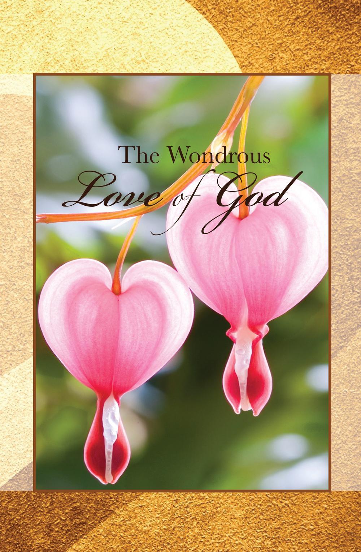 THE WONDROUS LOVE OF GOD  E-BOOK