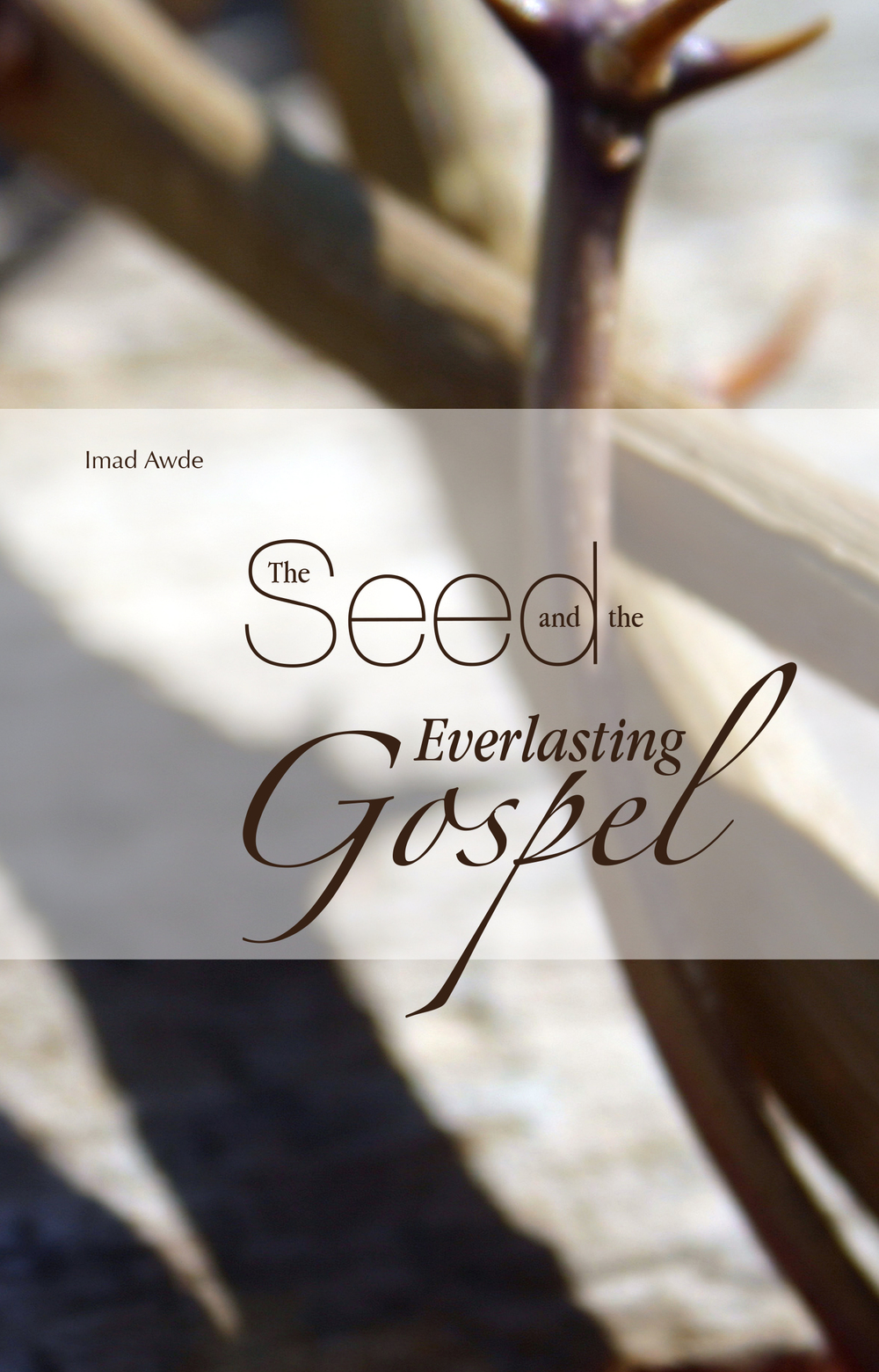 THE SEED AND THE EVERLASTING GOSPEL  E-BOOK