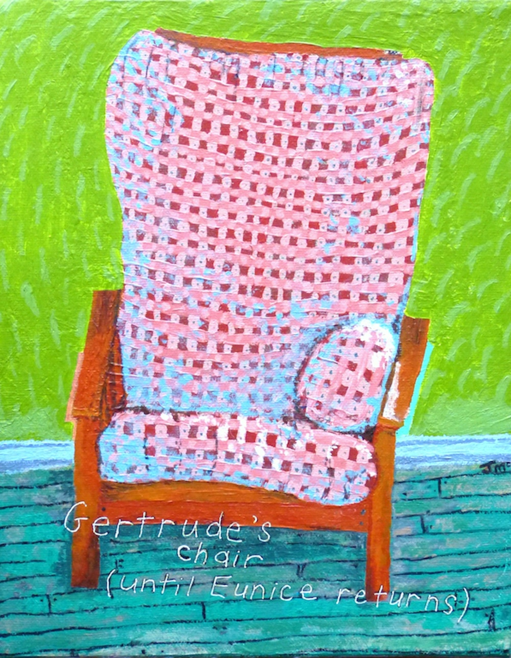 Gertrude's Chair
