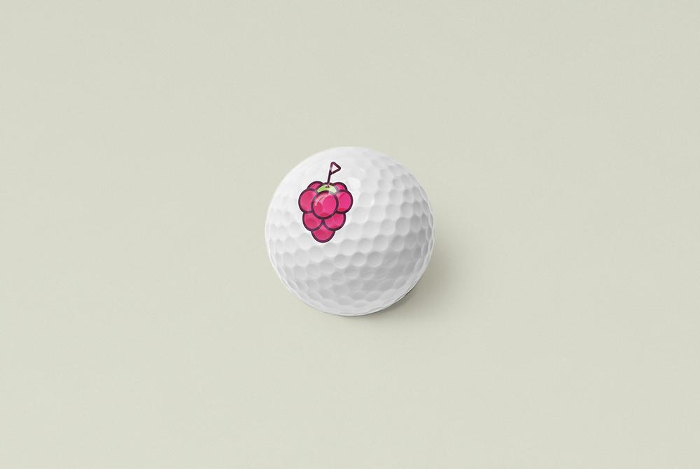 Raspberry Golf —