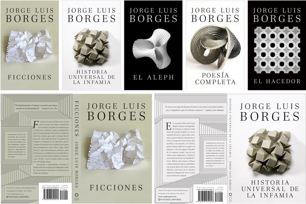 JORGE LUIS BORGES SERIES