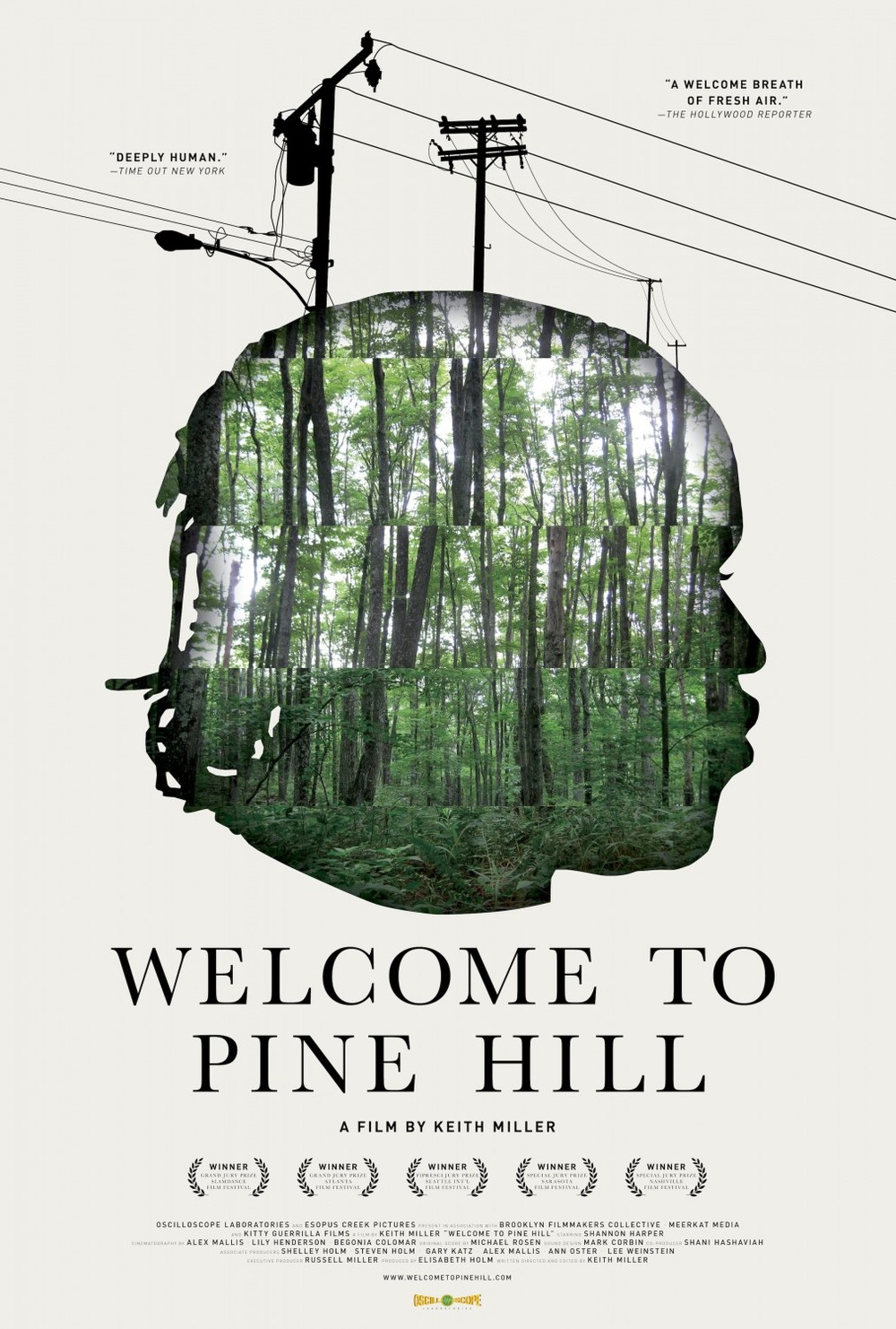 WELCOME TO PINE HILL Film Poster
