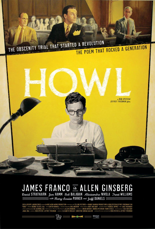 HOWL Film Poster