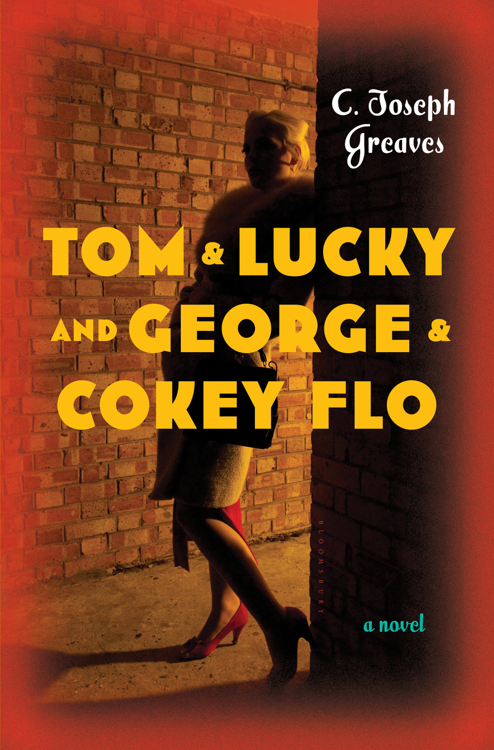 TOM & LUCKY AND GEORGE & COKEY FLO