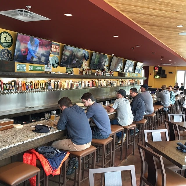 Featured Brewery at the Pint Room for February — Loveland Aleworks