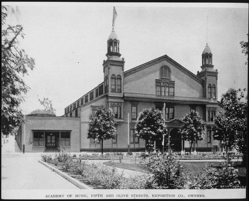 Henry Hazard's Pavilion