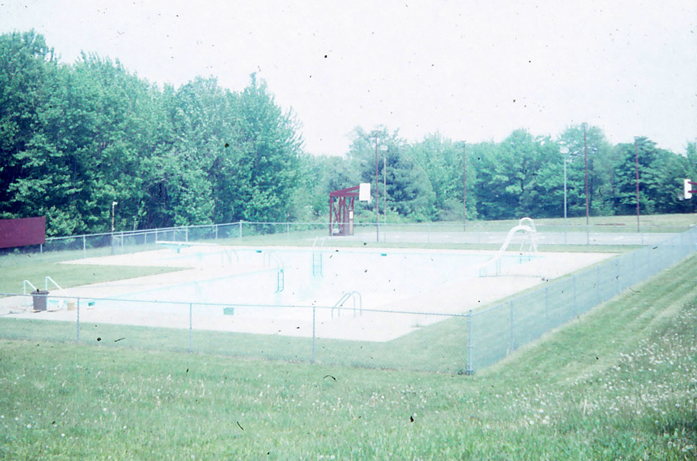 1976 Camp Shiloh Pool