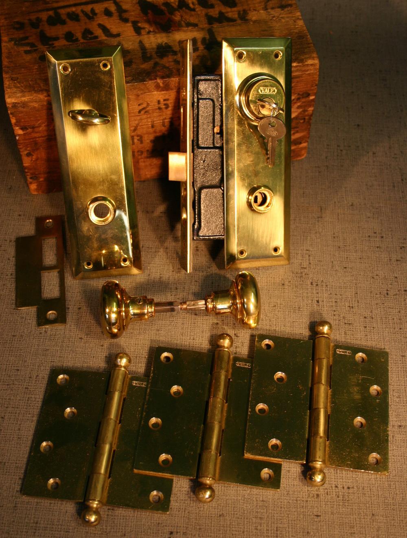 Yale Entry Hardware