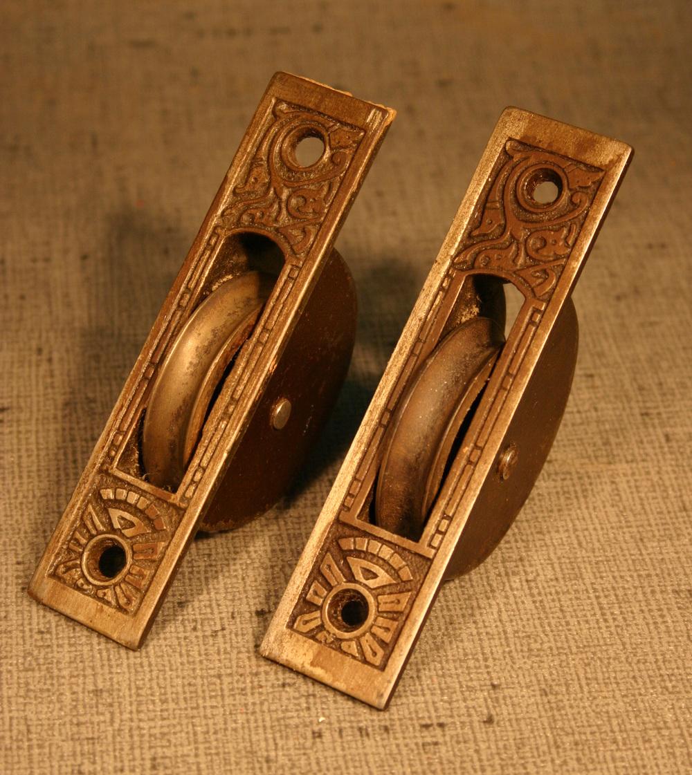 Victorian Sash Pulleys