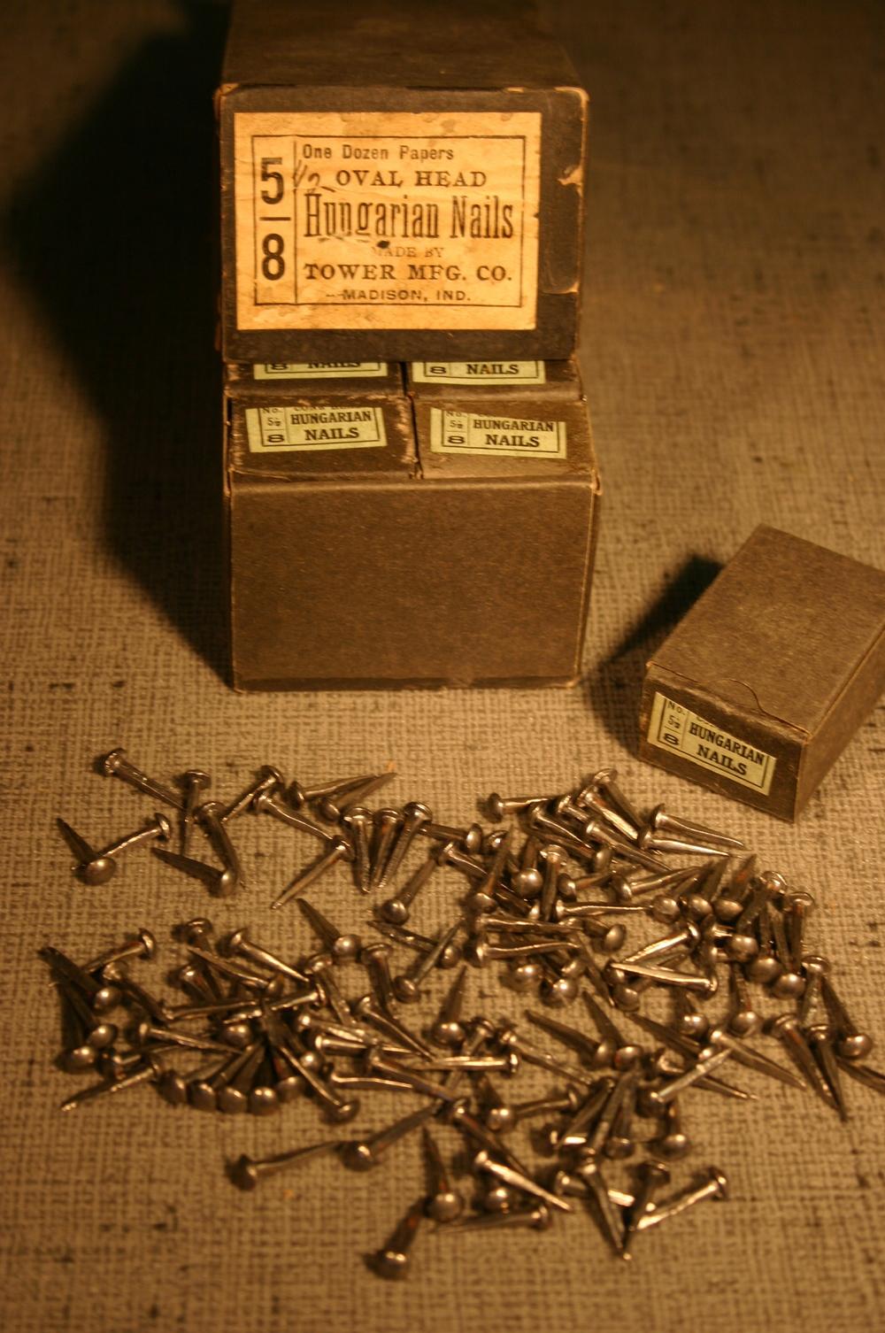 Hungarian Nails