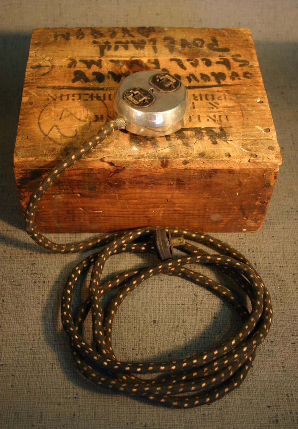 1920s Kitchen Extension Cord
