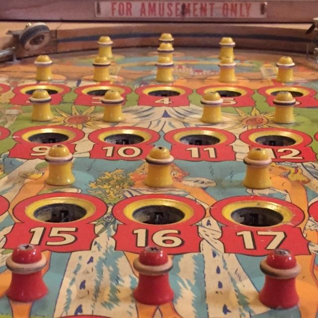 """""""Bingo"""" Style Playfield"""