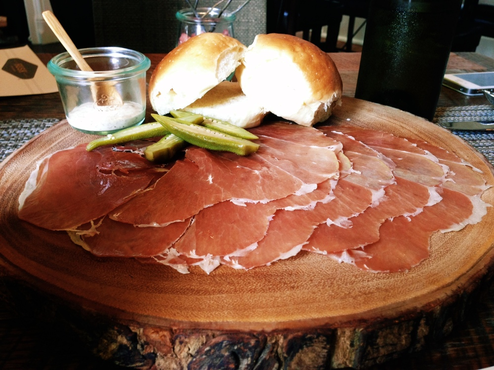 Husk Nashville: Country Ham