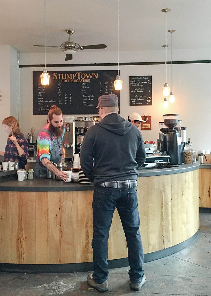 Stumptown Coffee Original Location - Portland, OR