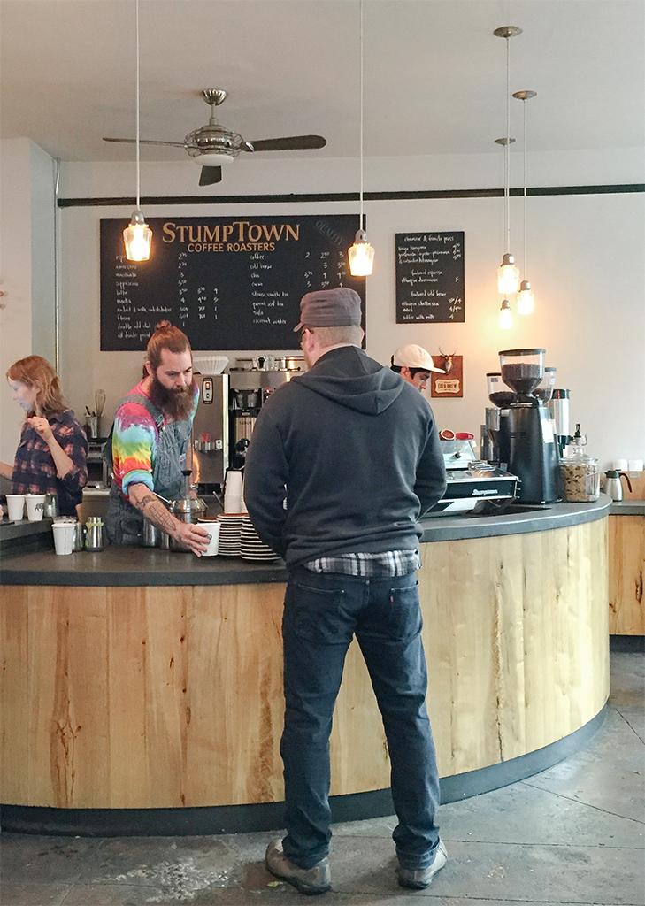 Stumptown Coffee Original Location - Portland, OR