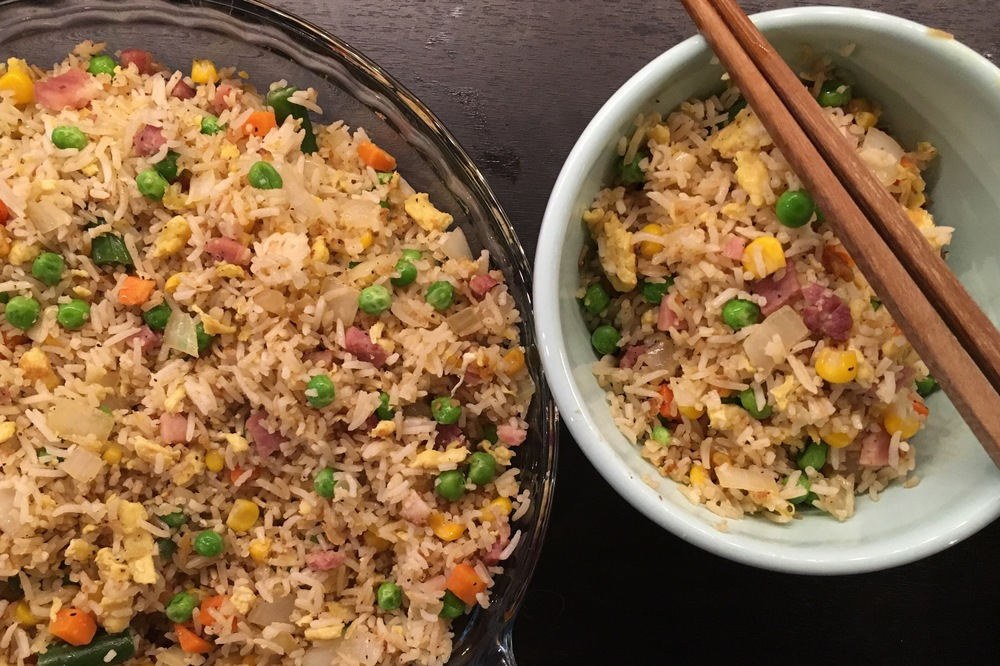 AUTHENTIC FRIED RICE RECIPE