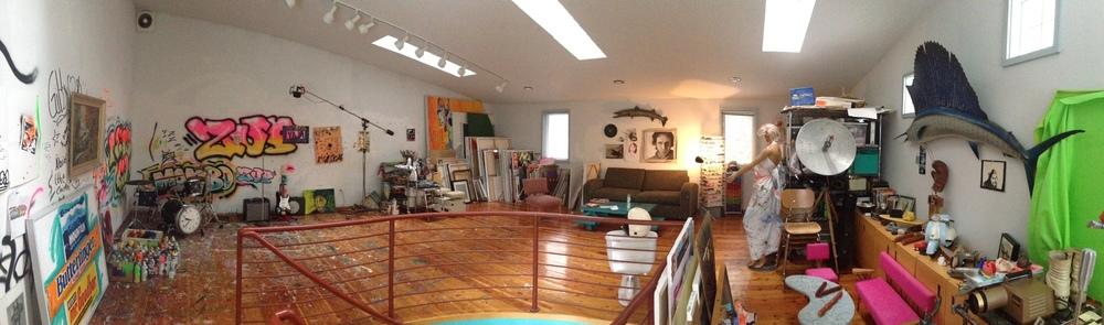 Charlie Schmidt's Studio