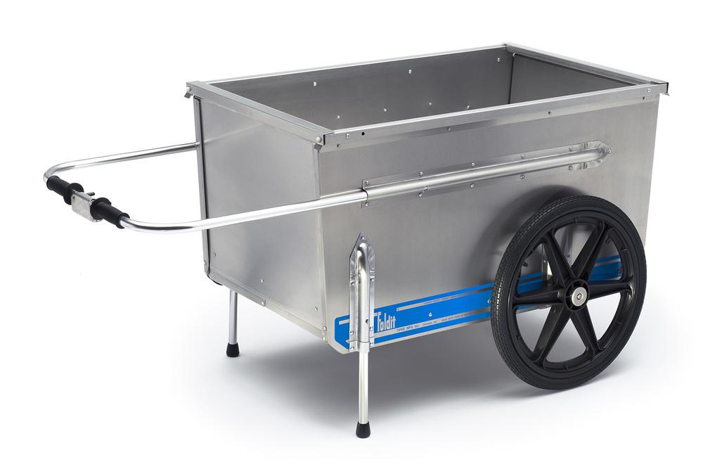 Tipke Manufacturing Industrial Foldit Cart