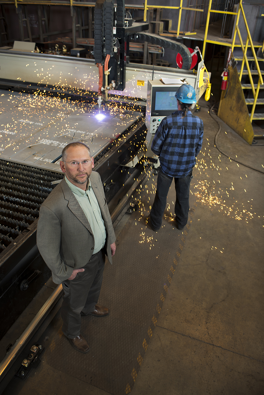 Coeur d'Alene Metals, Larry Coulsen: President