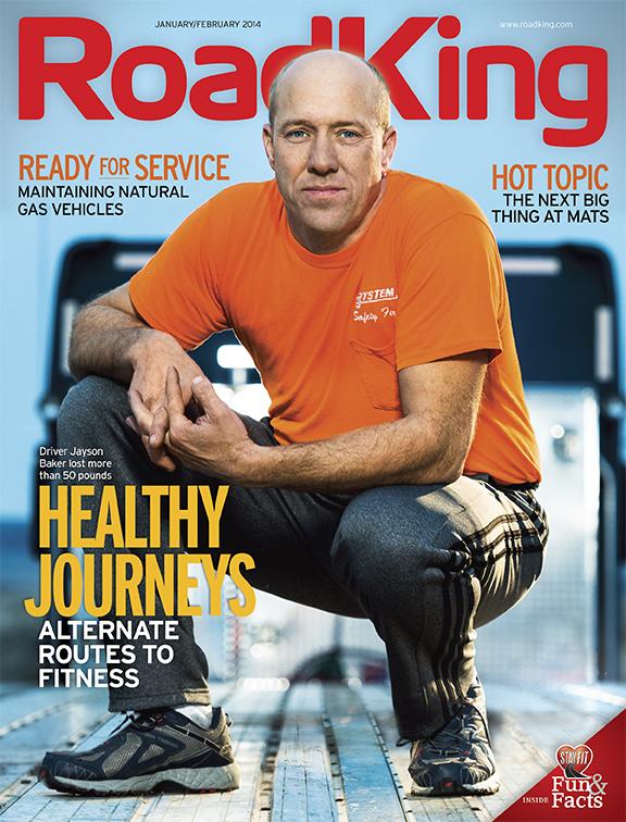 Road King Magazine: Jayson Baker
