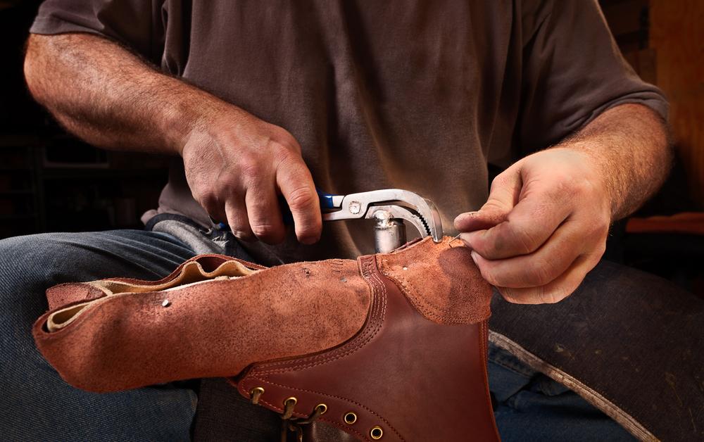 Nicks Boots are hand-made in Spokane, Washington