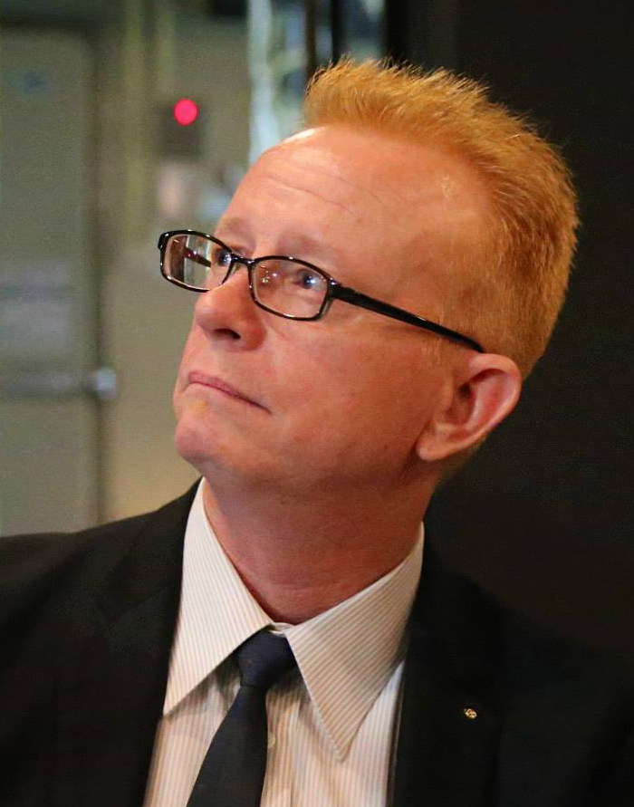 CEO Joseph M. Libby