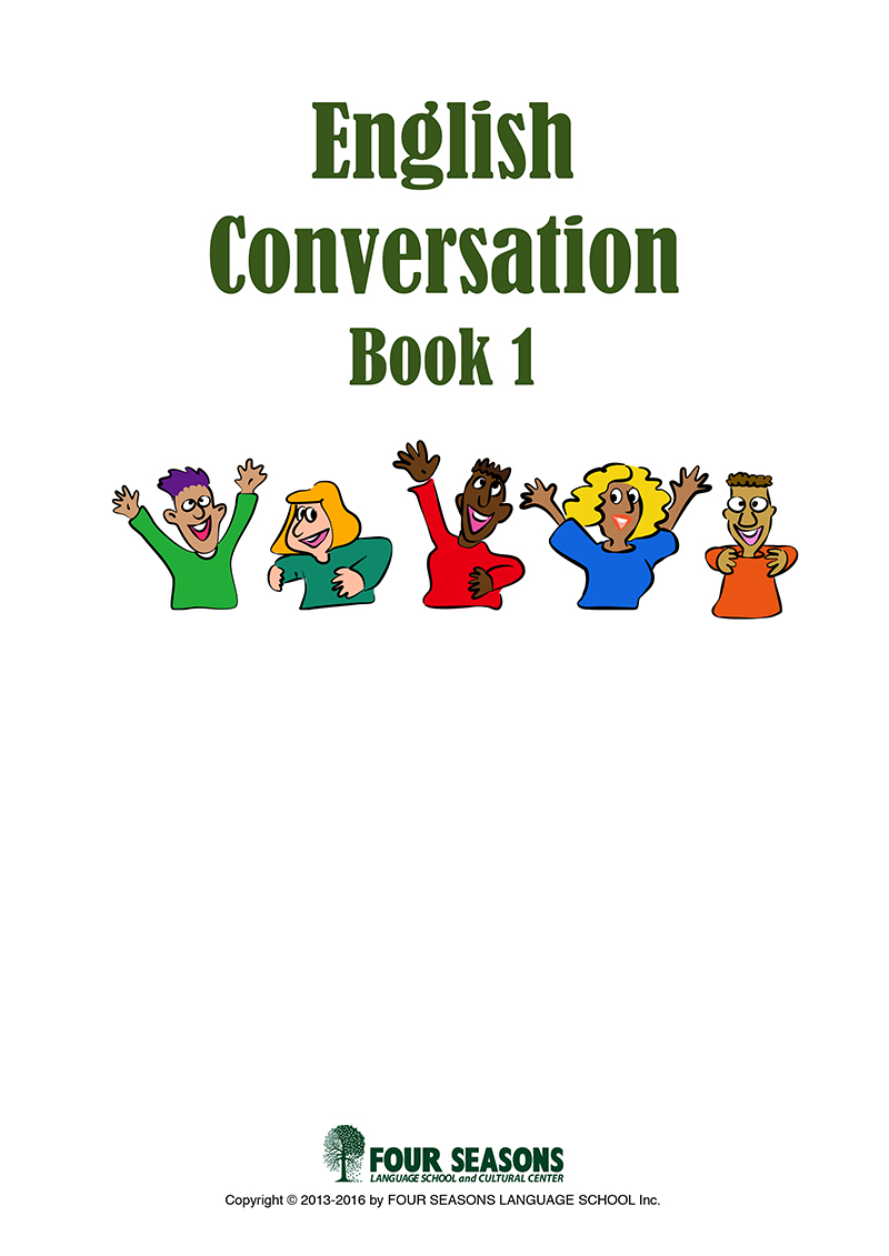 English Conversation Book 1