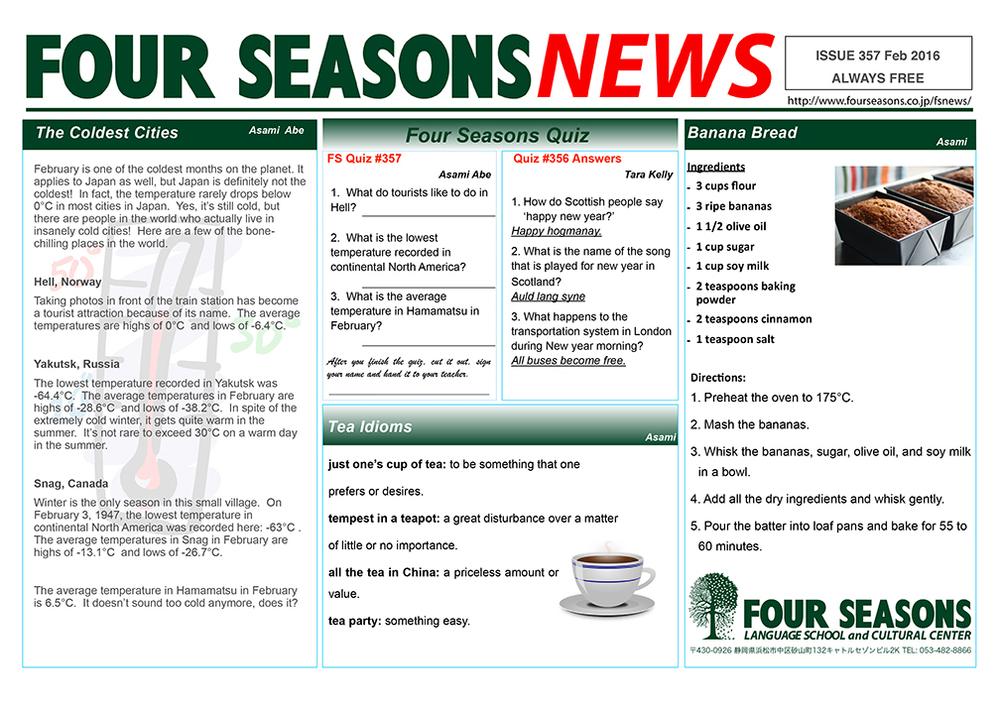 FS NEWS 357
