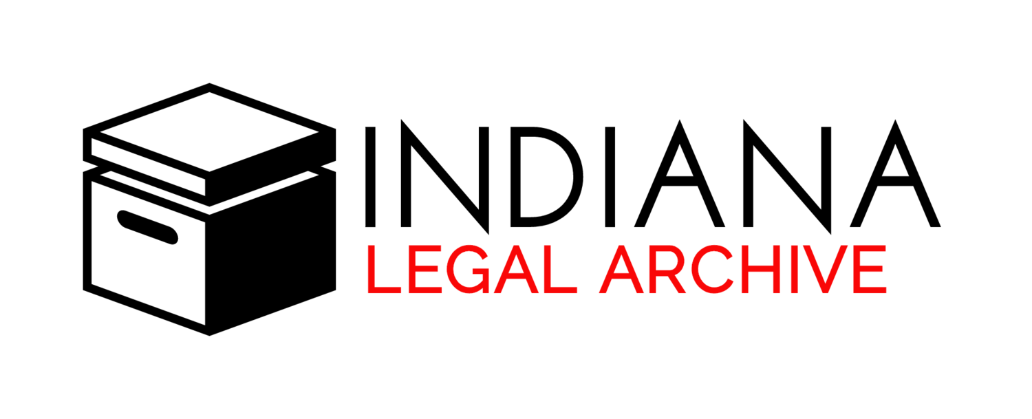 Indiana Legal Archive