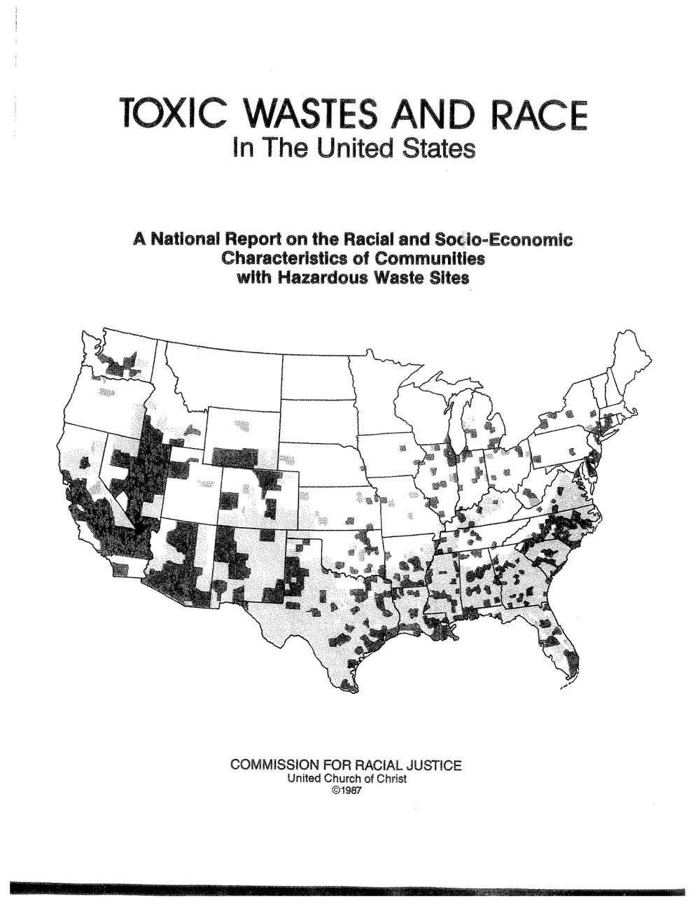 Toxic Wastes and Race