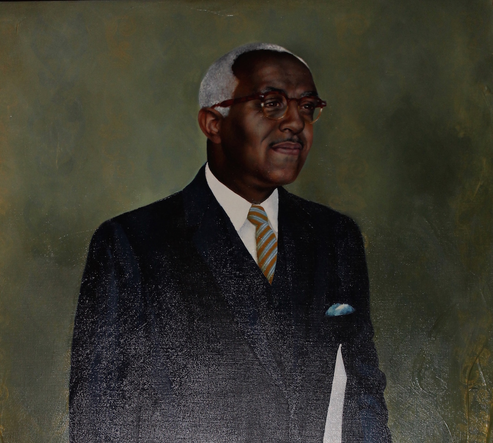Henry J. Richardson, Jr. (Courtesy of Indiana University, Robert H. McKinney School of Law)