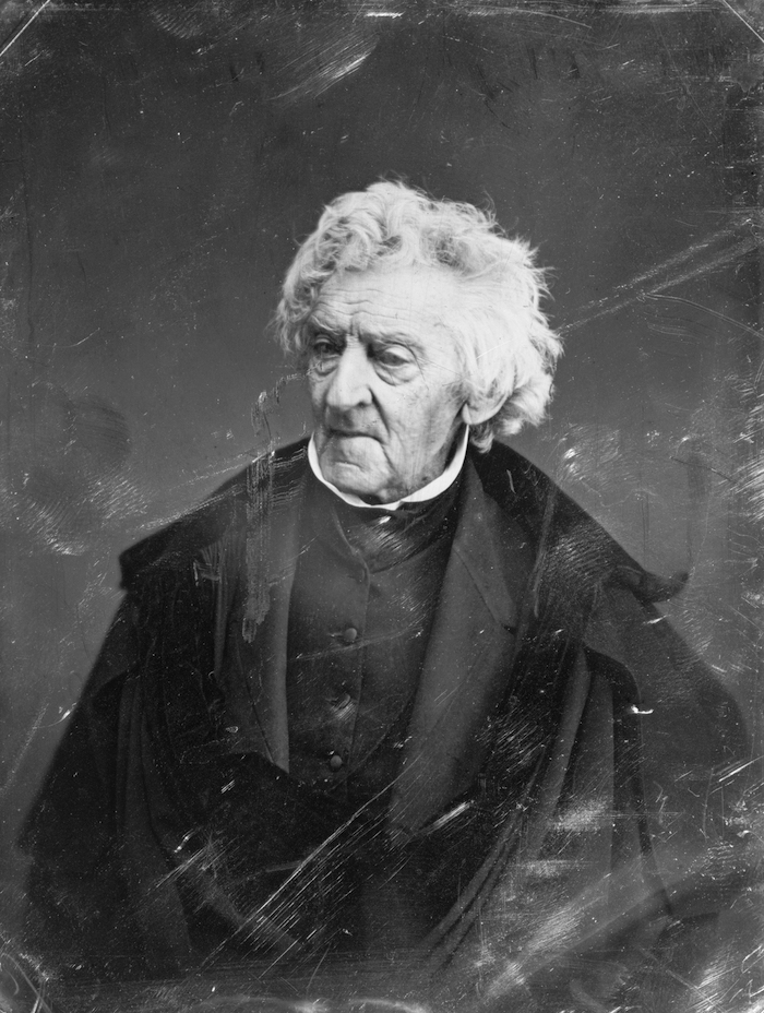 William Cranch, 2nd U.S. Supreme Court Reporter of Decisions (1801-1815)