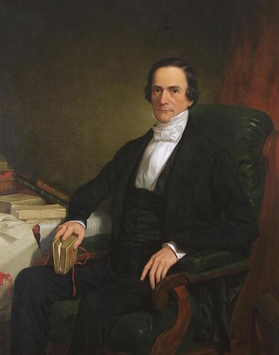 Henry Wheaton, 3rd (1st Official) U.S. Supreme Court Reporter of Decisions (1816-1827).