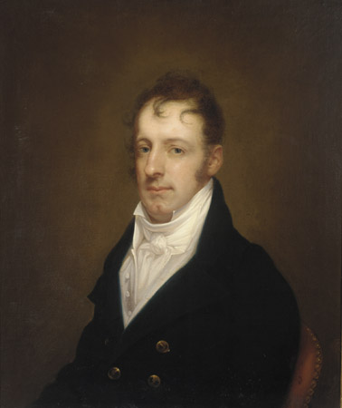 Richard Peters, Jr., 4th U.S. Supreme Court Reporter of Decisions (1828-1843).