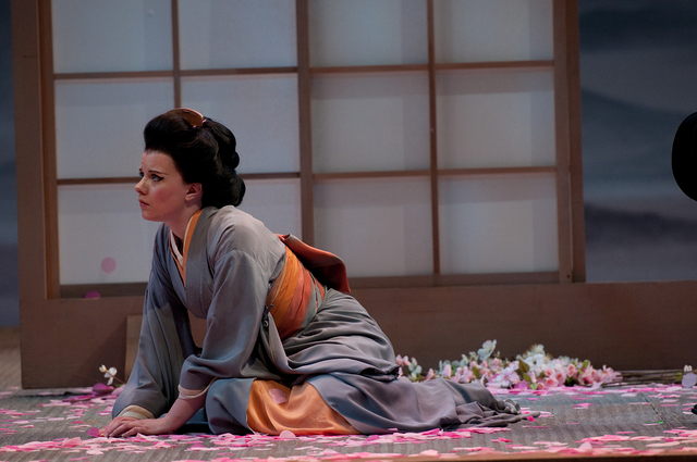 Suzuki,  Madama Butterfly    Seattle Opera, Photo by Elise Bakketun